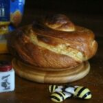 homemade honey bun