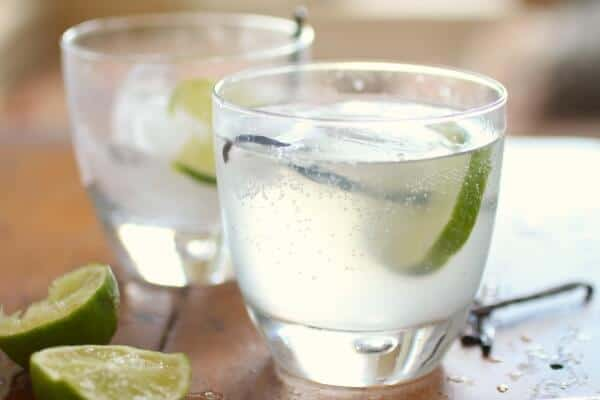 Vanilla adds a new, complex dimension to the classic gin and tonic cocktail. From RestlessChipotle.com