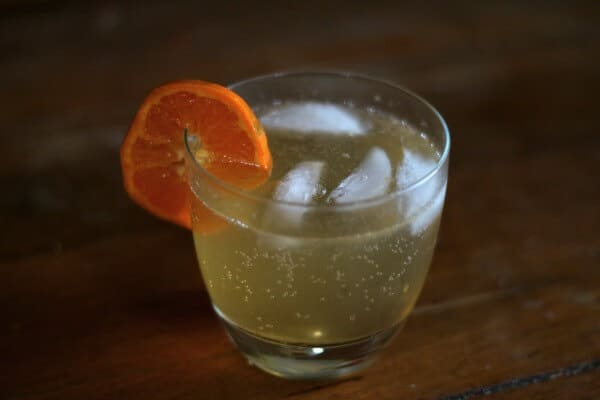 Clementine Kentucky Mule is a bright, sweet twist on the classic. From RestlessChipotle.com