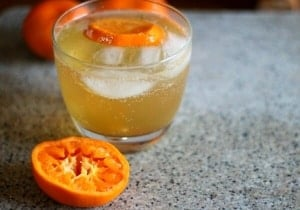 Clementine Kentucky Mule is a refreshing and easy cocktail. from RestlessChipotle.com
