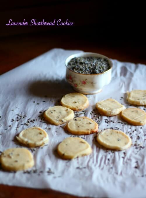Buttery lavender shortbread cookies are crumbly with the delicate flavor of lavender. Perfect for baby showers, bridal showers and special teas! From Restless Chipotle.com