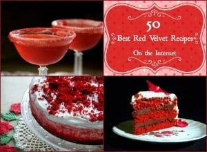 50 Best Red Velvet Recipes on the Internet