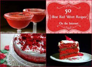 50 Best Red Velvet Recipes on the Internet