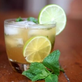Lavender Earl Grey Mojito -- Captain Picard would approve. From Restless Chipotle.com