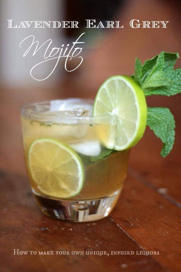 Lavender Earl Grey Mojto is unique and refreshing with sweet floral and citrus flavor. From restlesschipotle.com