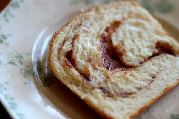Buttermilk cinnamon bread is an old fashioned treat - and it makes the house smell so good! From Restlesschipotle.com