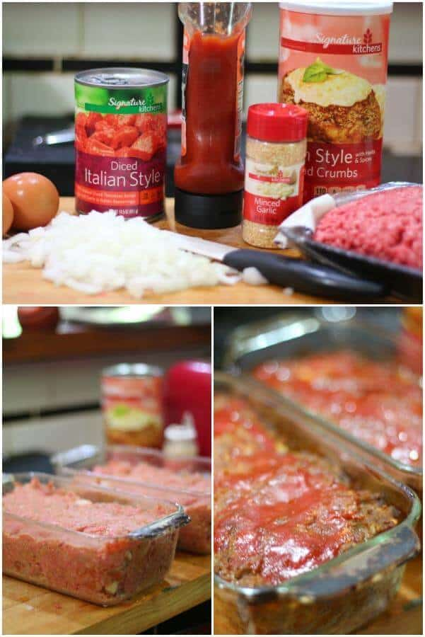 Old fashioned meatloaf recipe goes together quick and easy! From restlesschipotle.com