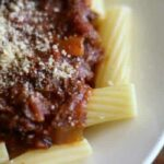 slow cooker beef ragu feat