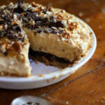 small peanut butter pie image for recipe card