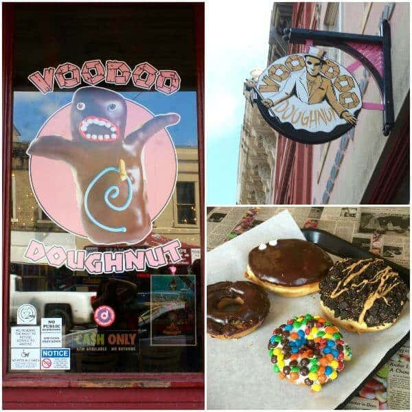 So many places to eat in Austin. A trip to Voodoo Doughnuts is definitely an experience. From RestlessChipotle.com