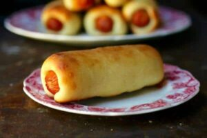 Jalapeno sausage kolache recipe is so good! From RestlessChipitle.com