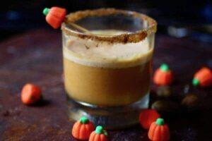 Pumpkin Spice Daiquiri: Best Fall Cocktail Ever