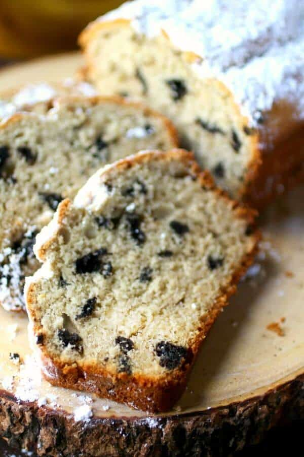 Oreo cookies take this easy banana bread recipe right over the top! From RestlessChipotle.com