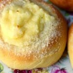 Easy cream cheese kolache recipe freezes well, too! From RestlessChipotle.com