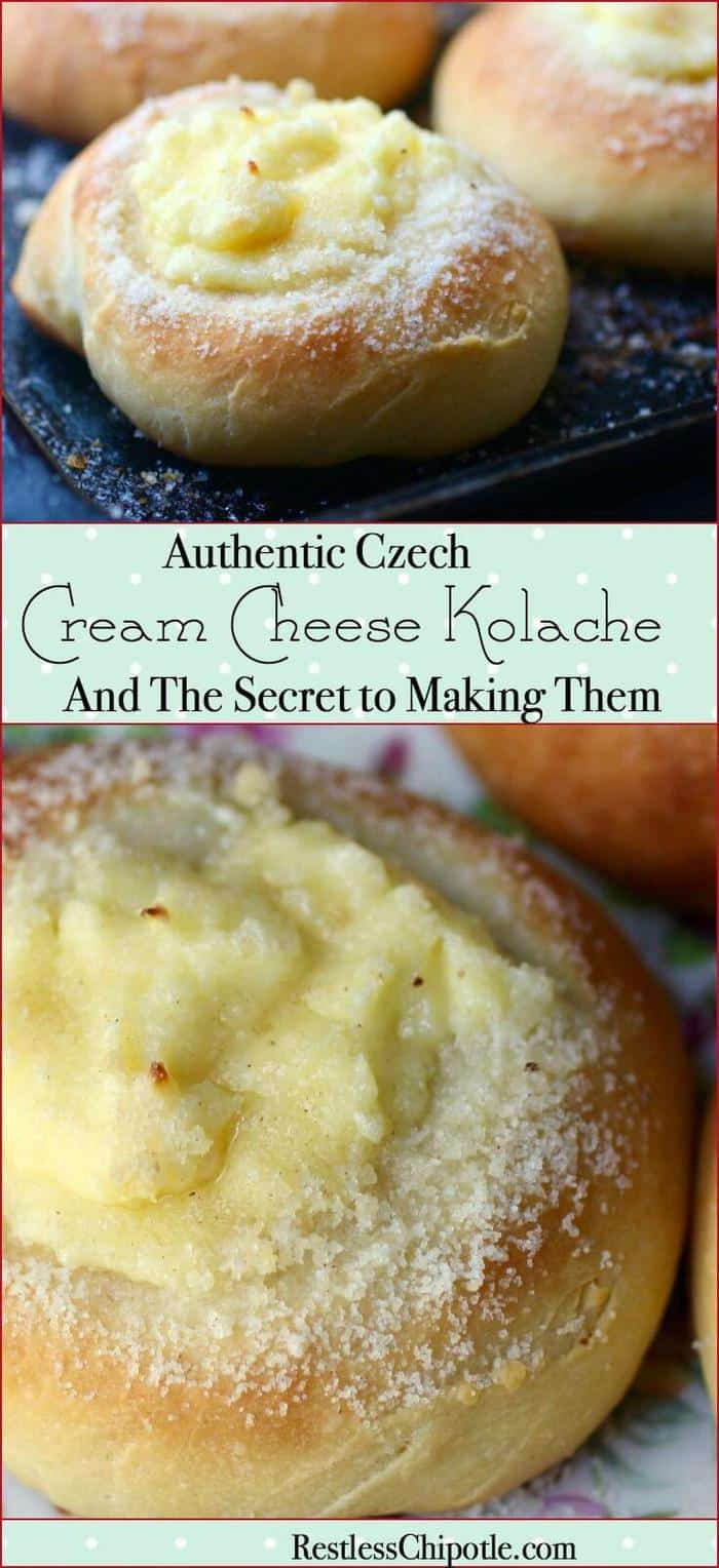Cream cheese kolache a bite of west texas restless chipotle easy authentic this cream cheese kolache recipe has the secret for perfect homemade kolaches ccuart Gallery