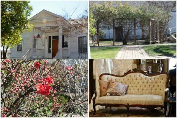 Chestnut Square is a historic village in McKinney Texas that hosts a variety of events and a wedding venue. From RestlessChipotle.com