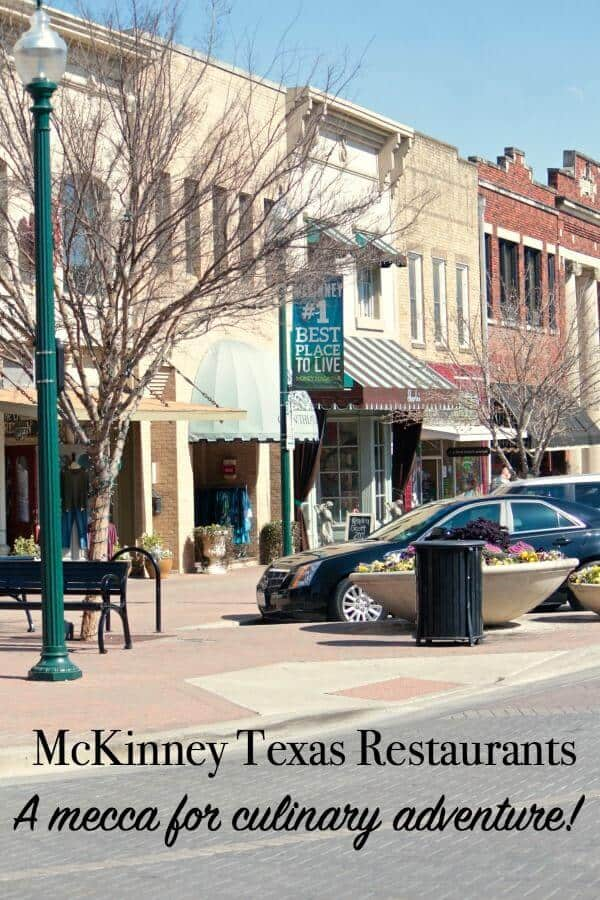 If you life in North Texas, McKinney restaurants offer a plethora of culinary adventures. From RestlessChiptotle.com