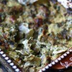 new spinach artichoke dip feat compressor