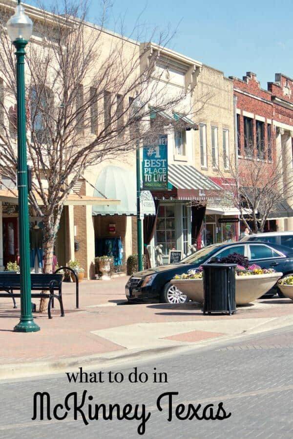 There's plenty of things to do in McKinney Texas! Shopping, restaurants, spa days, and segway adventures are just a few! From RestlessChipotle.com