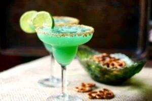 Irish Margarita Recipe: Green Cocktail for St Patrick's Day