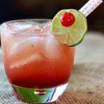 Reposado tequila, grapefruit, and amaretto make up this refreshing Durango cocktail. from RestlessChipotle.com
