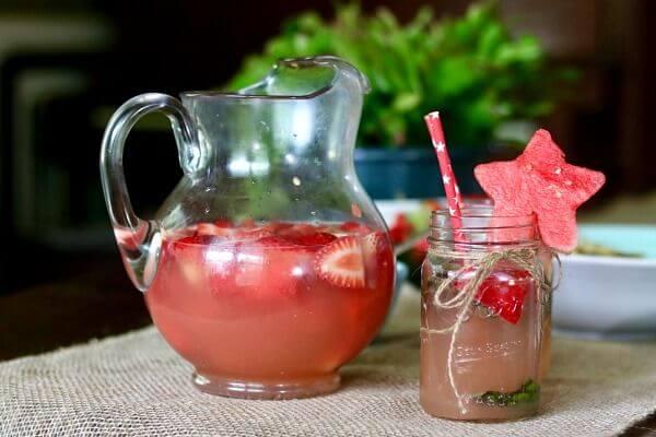 strawberry watermelon margarita recipe