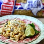 We love this easy Tex Mex pasta salad! From RestlessChipotle.com