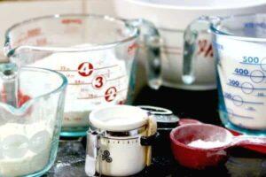 white cake mix  horizontal compressor