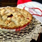 Old fashioned and easy! Strawberry rhubarb pie recipe is a perfect combination of sweet and tangy with a gorgeous bright crimson filling surrounded by buttery, golden brown pastry. This is a blue ribbon winner for sure! We love it! From RestlessChipotle.com