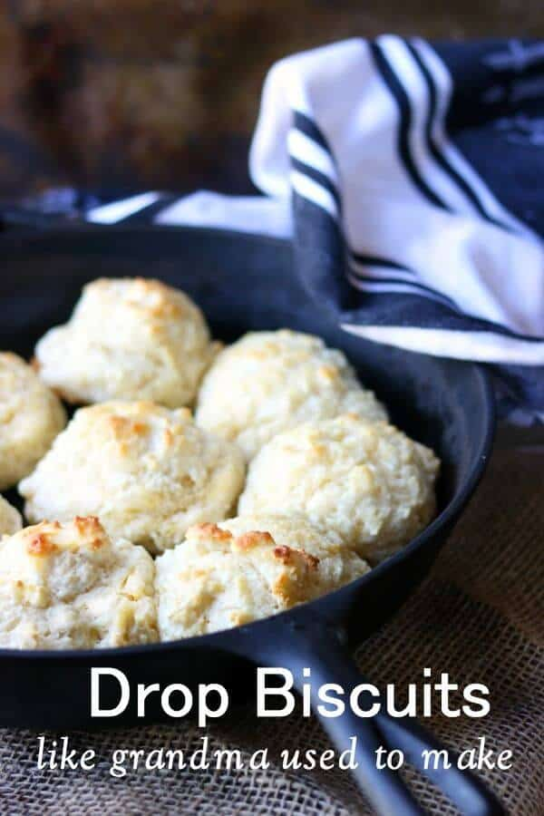 Easy Drop Biscuits Tips For Beginning Bakers Restless Chipotle
