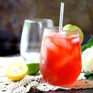 Alabama Slammer Cocktail for Recipe Card