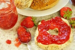 Strawberry Jam Recipe: A Margarita on Toast