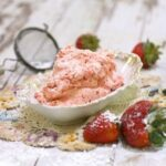 Strawberry butter recipe image for recipe card
