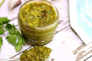 Chimichurri Sauce Recipe: Cilantro and Lime