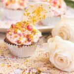 rose gold cupcakes recipe image