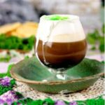 Small image of the Irish Temper Cocktail for the Recipe Card.
