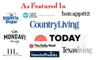 An image of some of the logos from websites Marye Audet has been featured in.