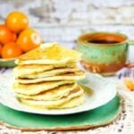 small image of pancakes for recipe card