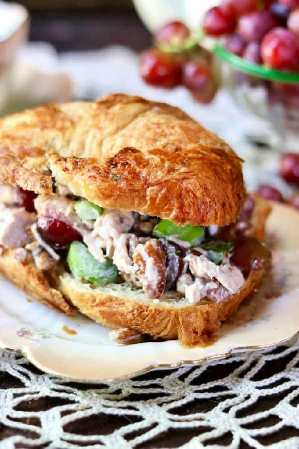 southern chicken salad pin