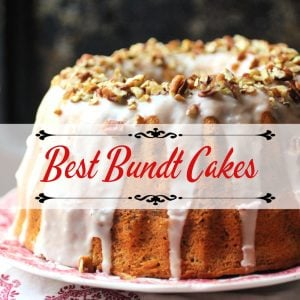 bourbon pecan bundt cake - cover for bundt cake category