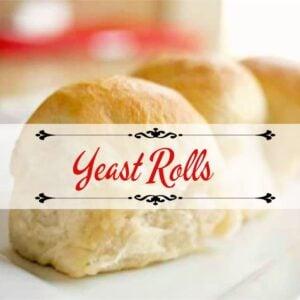 Homemade Roll Recipes