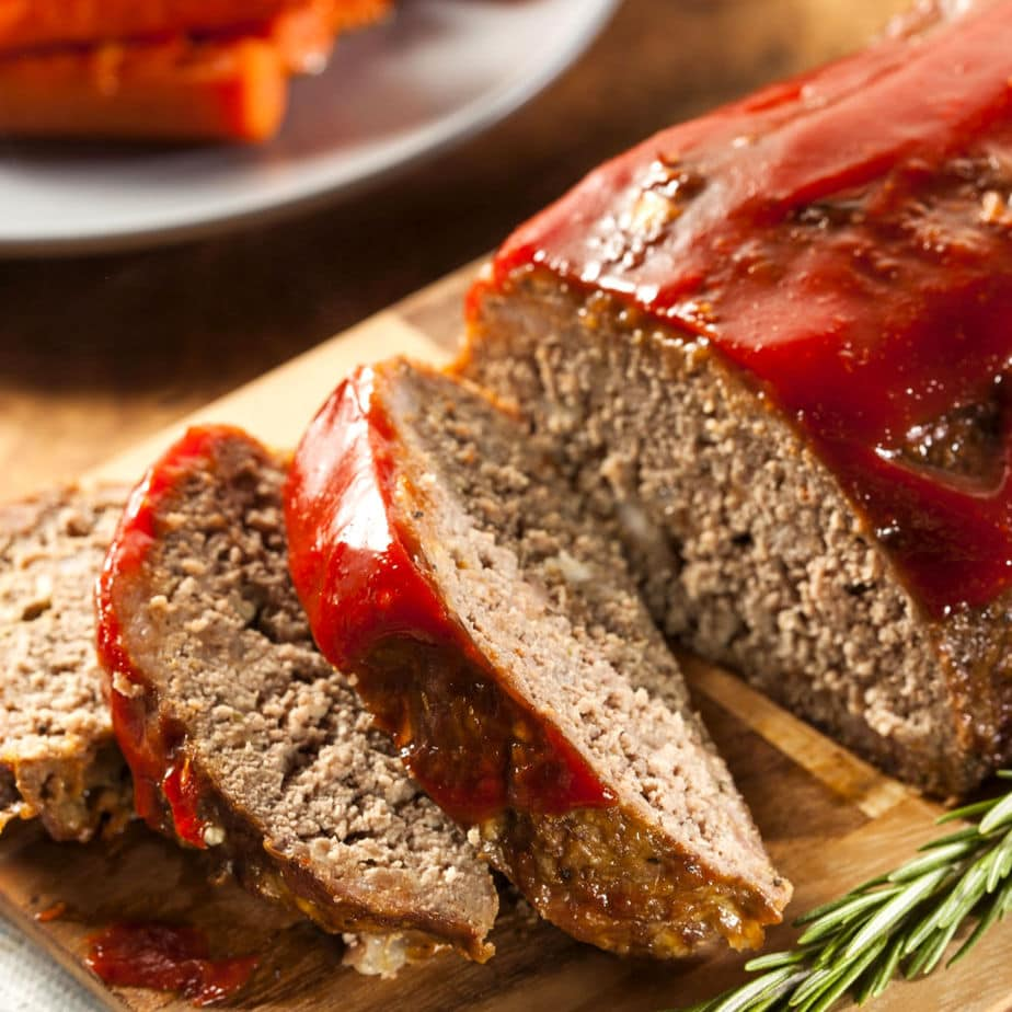 Homemade Meatloaf Recipe With Old Fashioned Flavor Restless Chipotle
