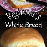 A collage of bread images with title text overlay for Pinterest