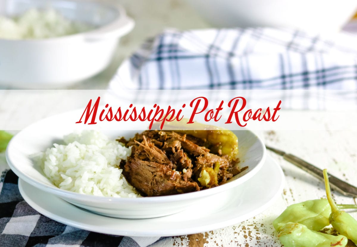 Title image of pot roast linked to YouTube video.