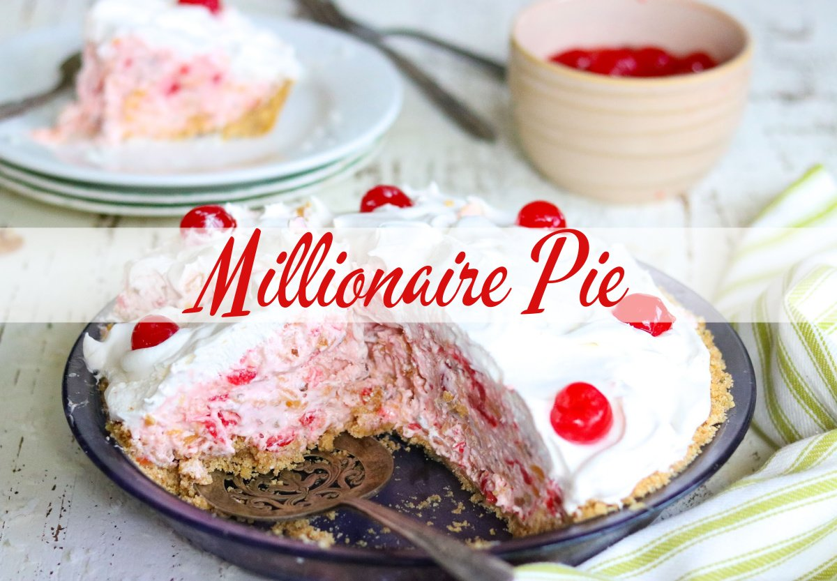 Clickable image for the Millionaire Pie video on YouTube.