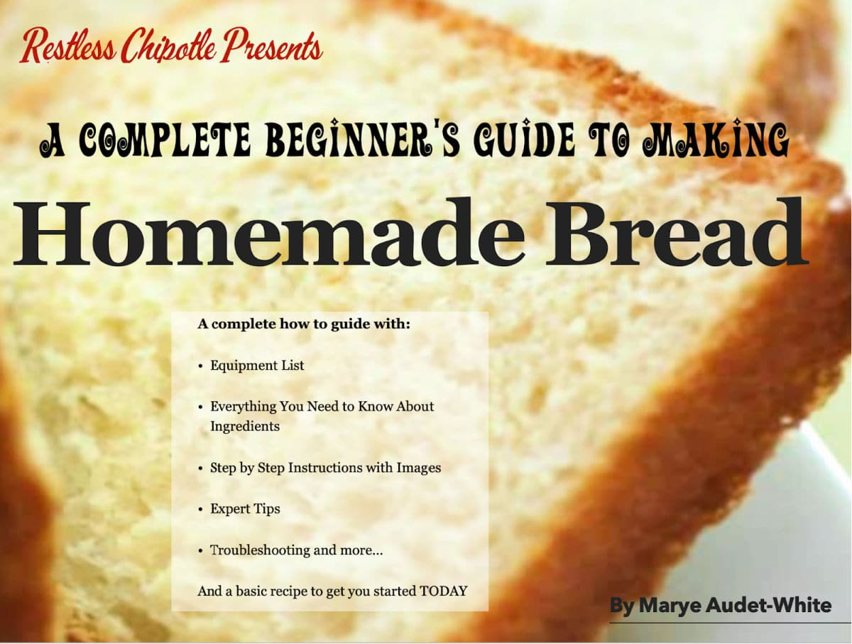 Linked image of bread making book cover.
