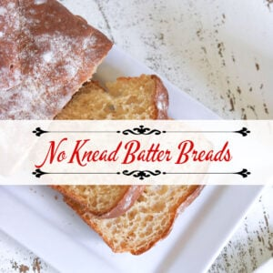 Old Fashioned Batter Bread Recipes