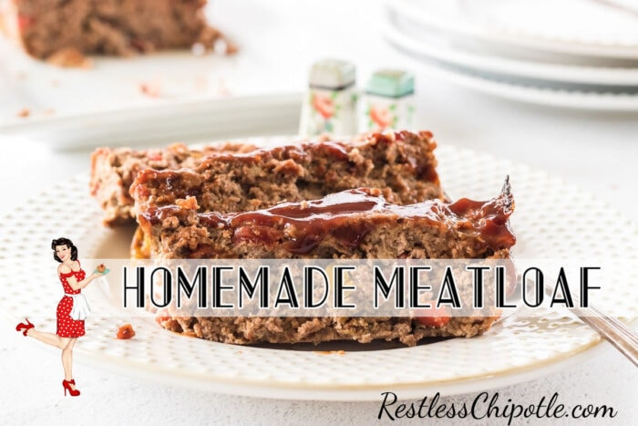 Cover image for the how to make meatloaf video on YouTube. Click image to go to the video.