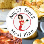 Pin for meal plan 36.